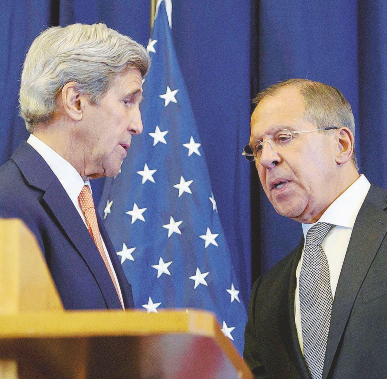 Usa-Russia, pace fatta ma sulla pelle della Siria?