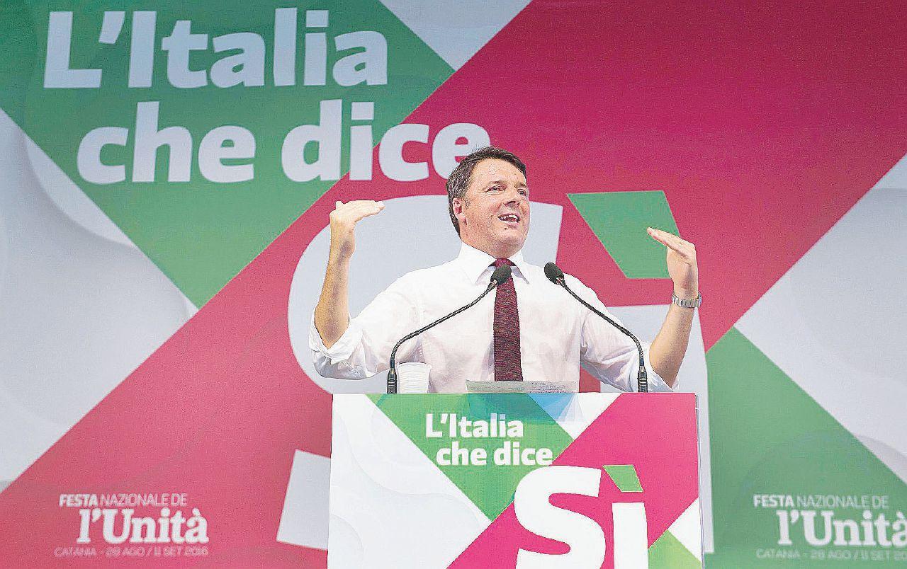 """Renzi blindato per nulla e la minoranza Pd voterà """"No"""""""