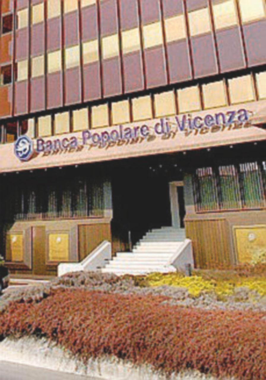 Credito, ripartono i tonfi in Borsa. Pop Vicenza: crisi infinita
