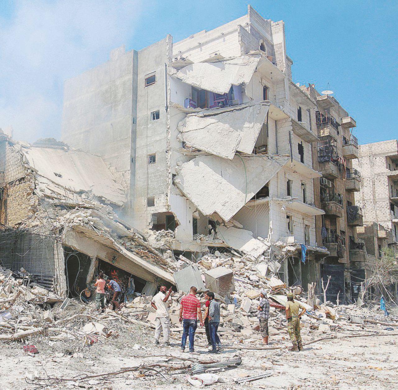 Siria, festa di sangue prima del cessate-il-fuoco