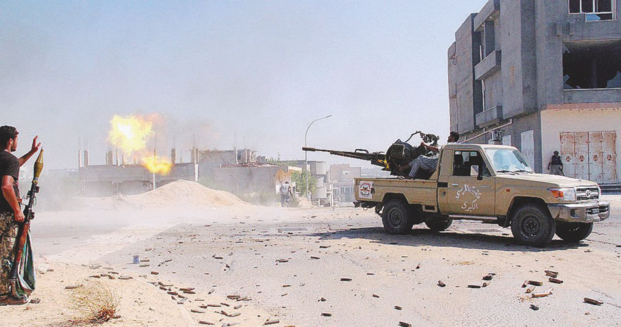 Sirte-Stalingrado e la trappola di Haftar