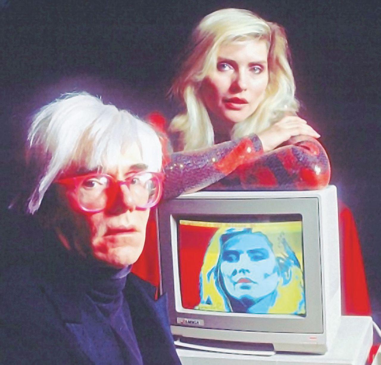 Warhol & Amiga: la prima opera digitale della storia