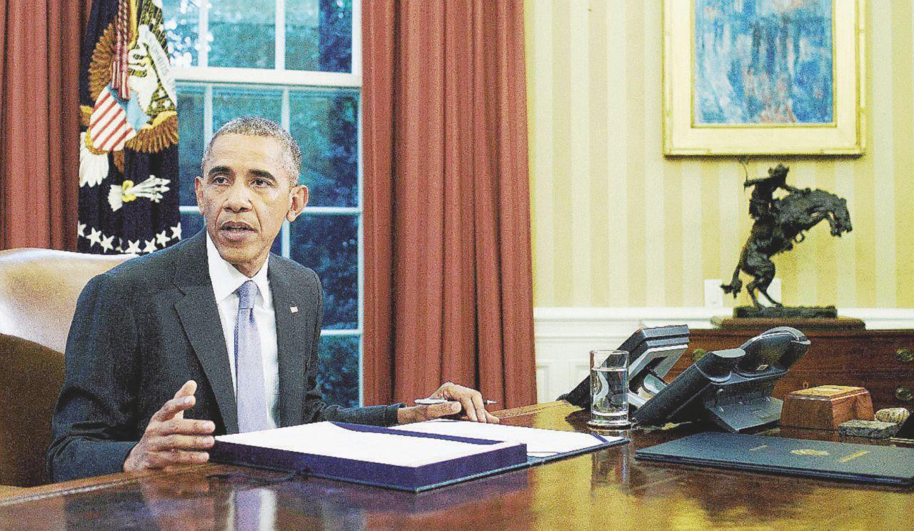 E Mr. Barack si schiera un'altra volta per la stabilità in Europa: costi quel che costi