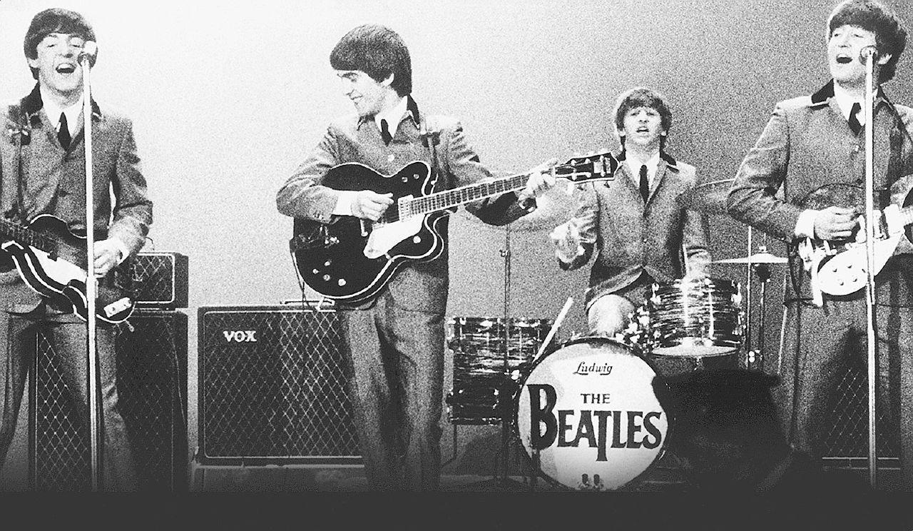 John, Paul, George e Ringo come non li abbiamo mai visti