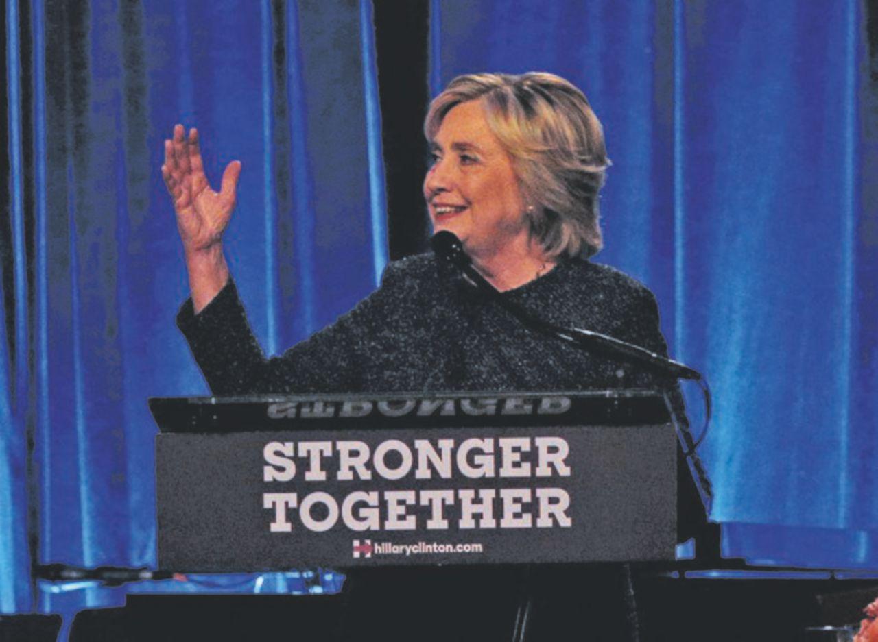 Hillary va all'Onu e gioca al presidente