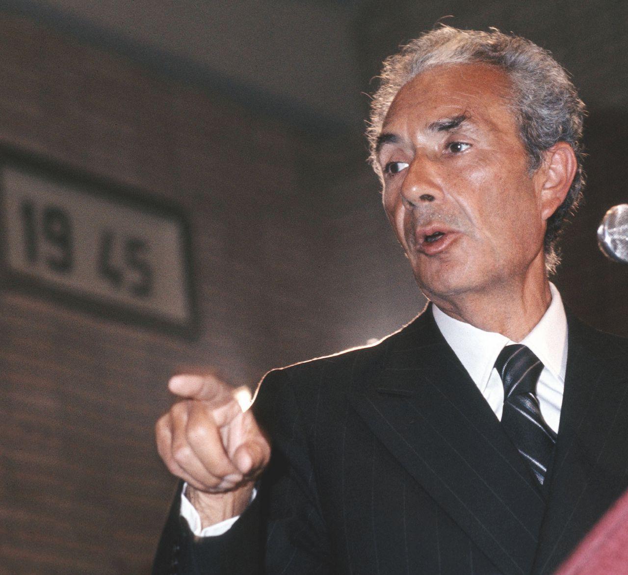 Aldo Moro cent'anni  di solitudine