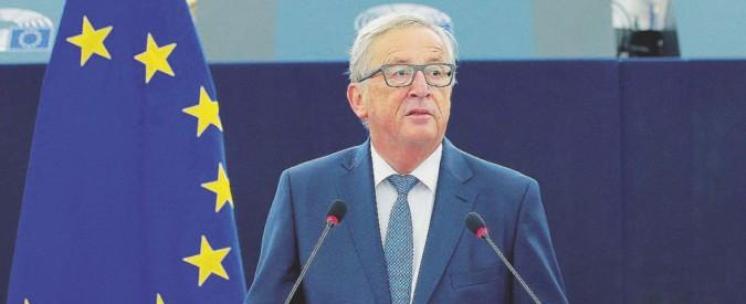 Effetto Brexit, mille promesse da Juncker per salvare l'Europa