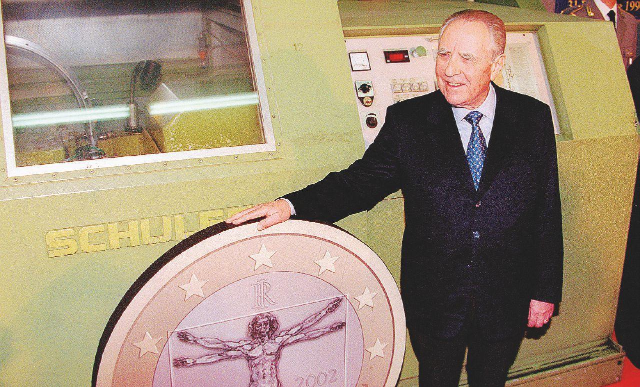 """L'europeista che voleva salvare l'Italia da se stessa con il """"vincolo esterno"""""""
