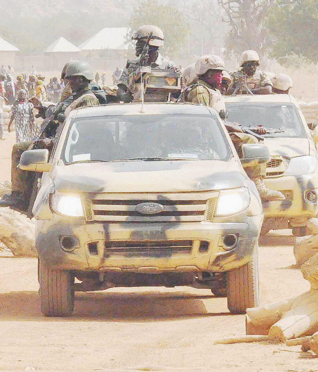 """Il """"fantasma"""" al Fezzani riappare con Boko Haram"""