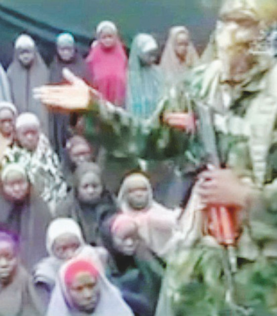 I bambini d'Africa vittime e carnefici del jihad