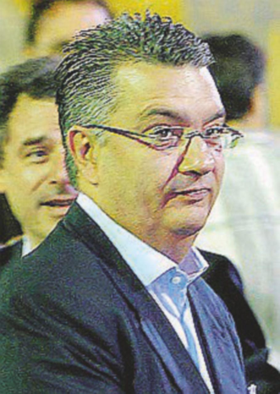 Vrenna, presidente del Crotone, rischia due anni e mezzo