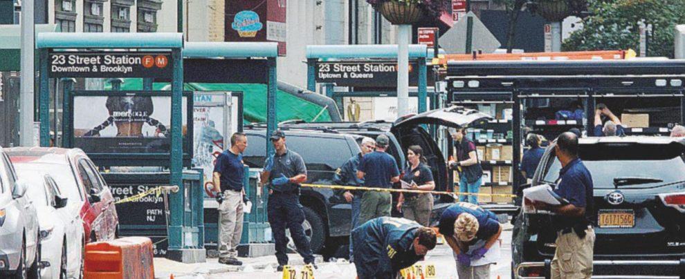 Due bombe, mille moventi: grosso guaio a New York