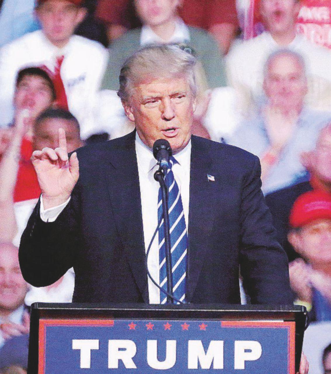 Lo sceriffo Trump cavalca l'onda della paura islamica
