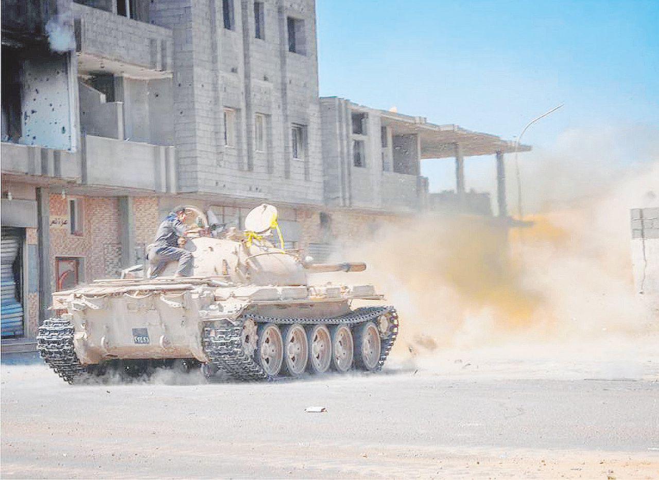 Italiani benvenuti in Libia. Due tecnici rapiti a Ghat