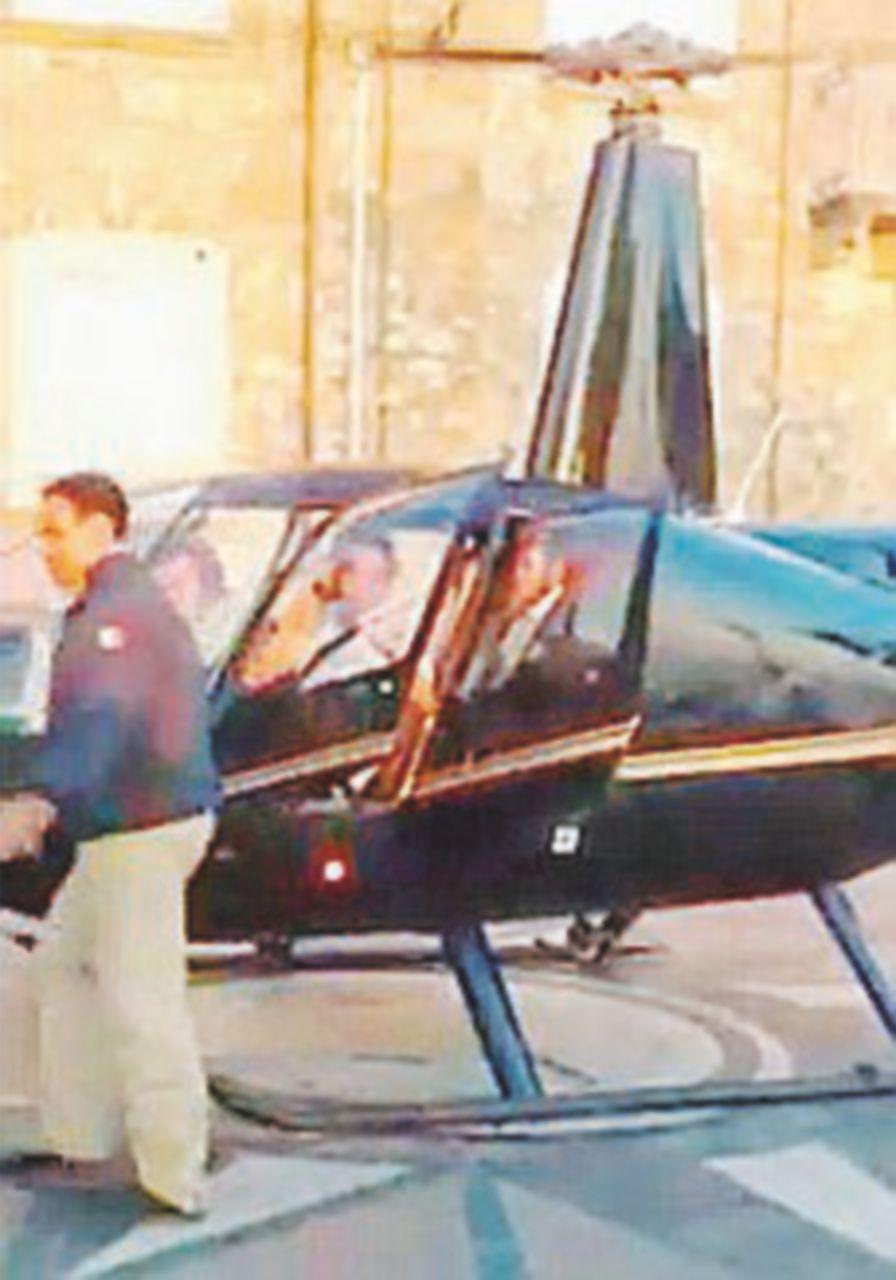 Dall'elicottero per le nozze Mancuso allo scioglimento