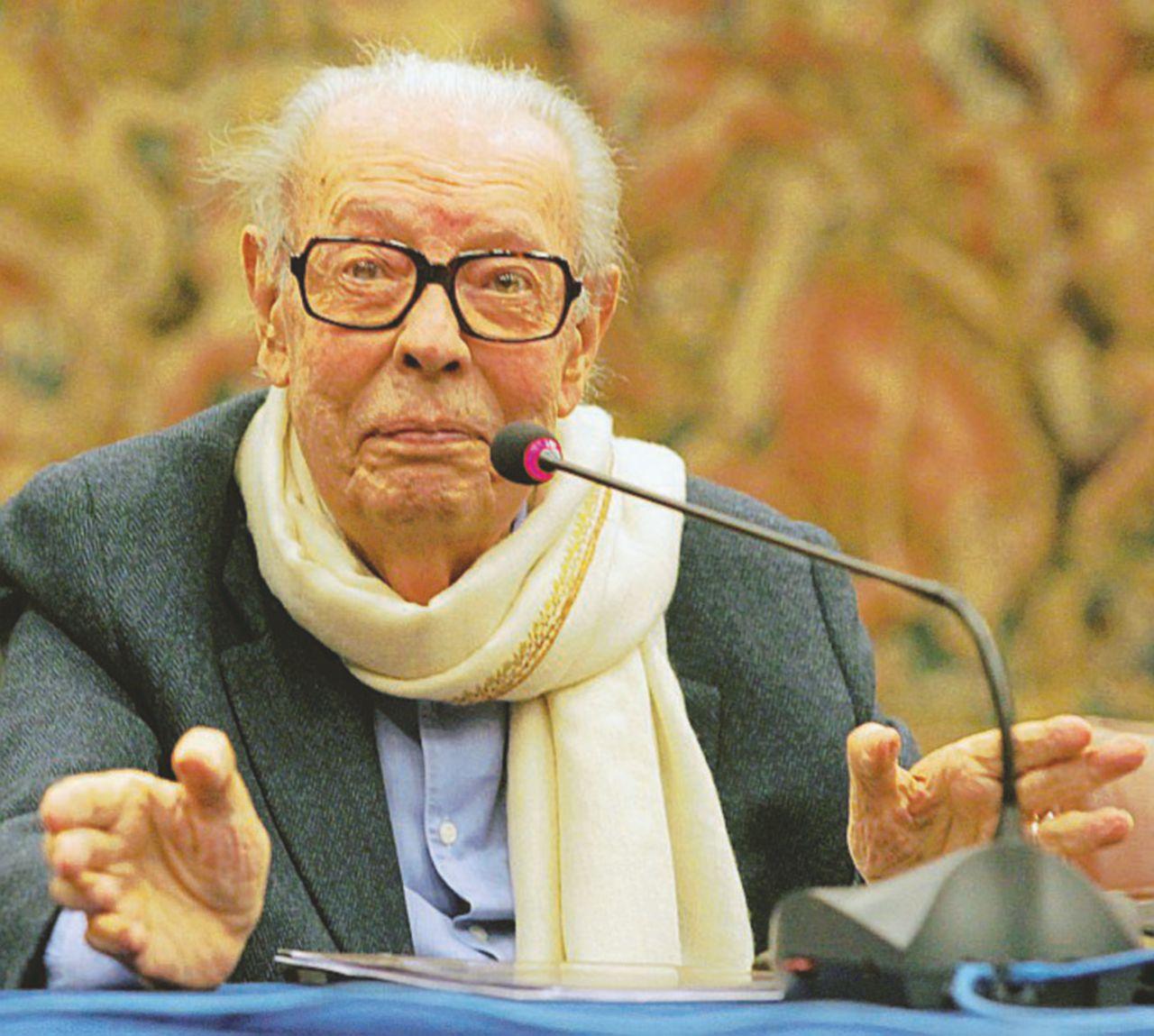 Rondi, il critico equilibrista tra divi, palazzi e Andreotti