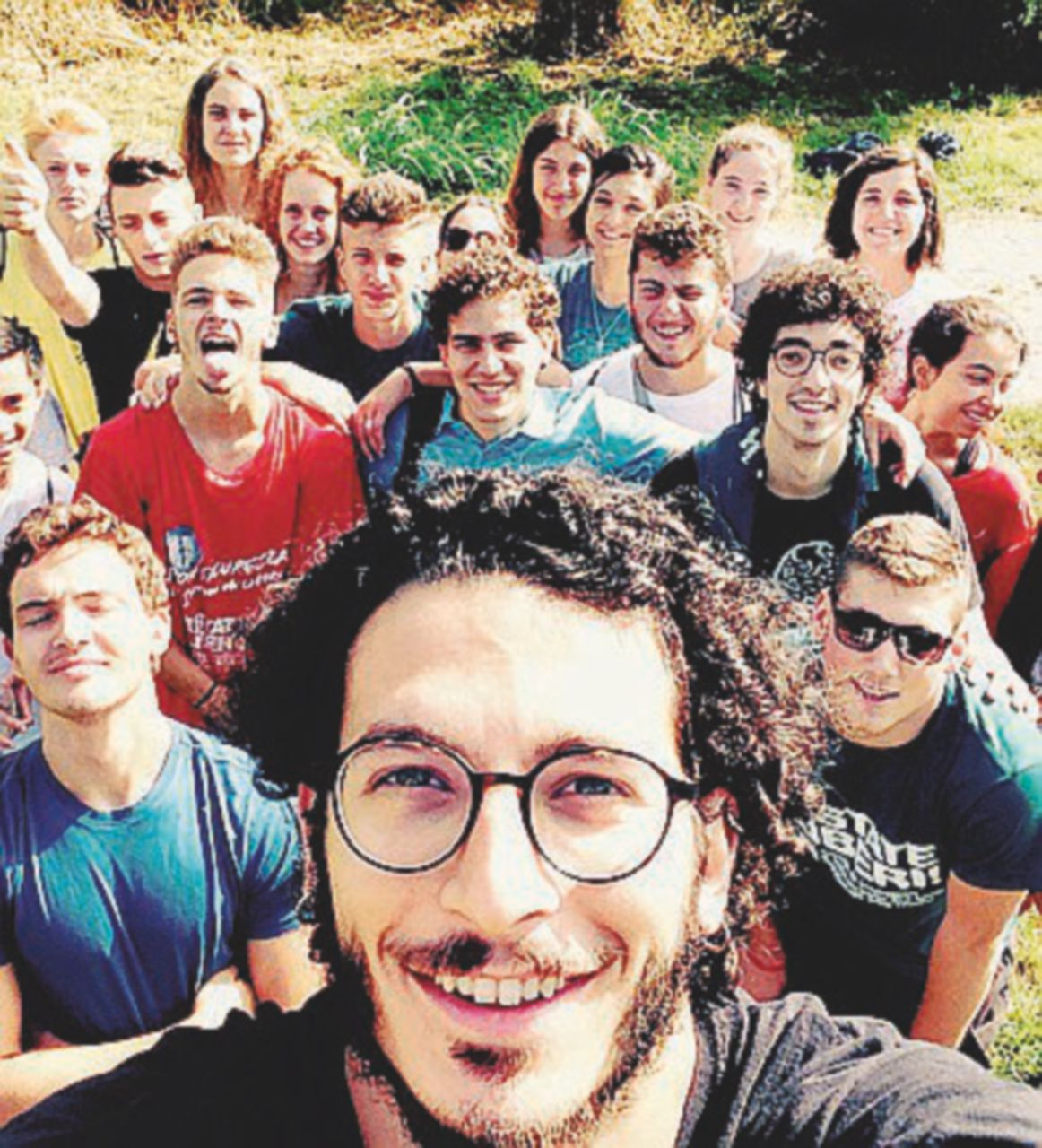 La scelta coraggiosa di Gianmarco: la vera università si fa per strada