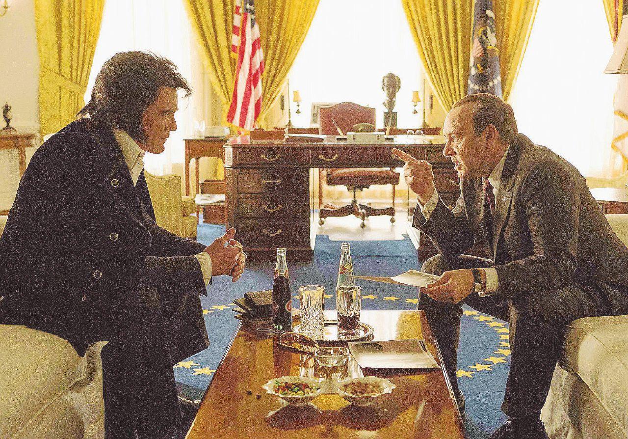 Il Diavolo alla Casa Bianca: Re (del rock) e presidenti