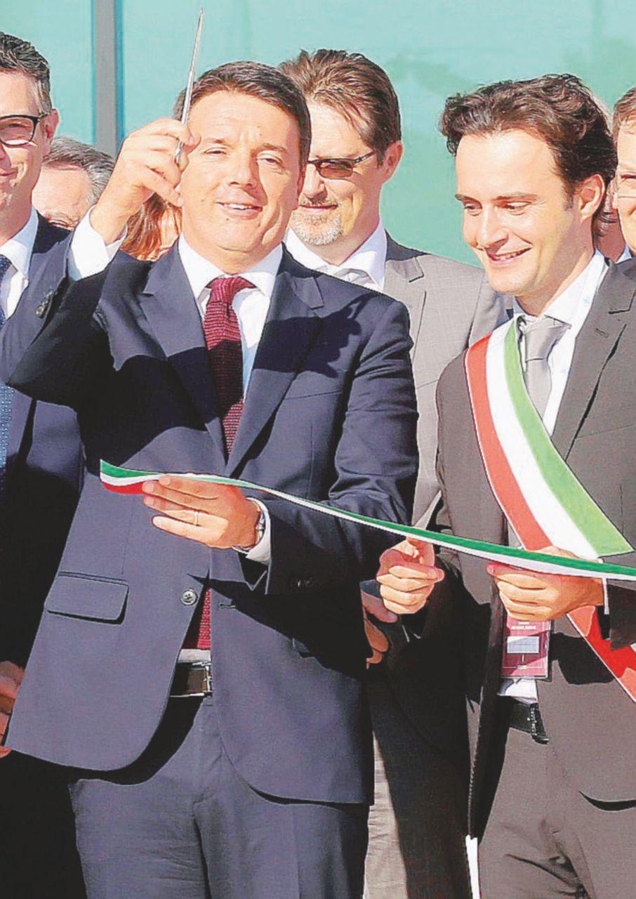 Renzi scontenta il Colle. E va al flop Philip Morris
