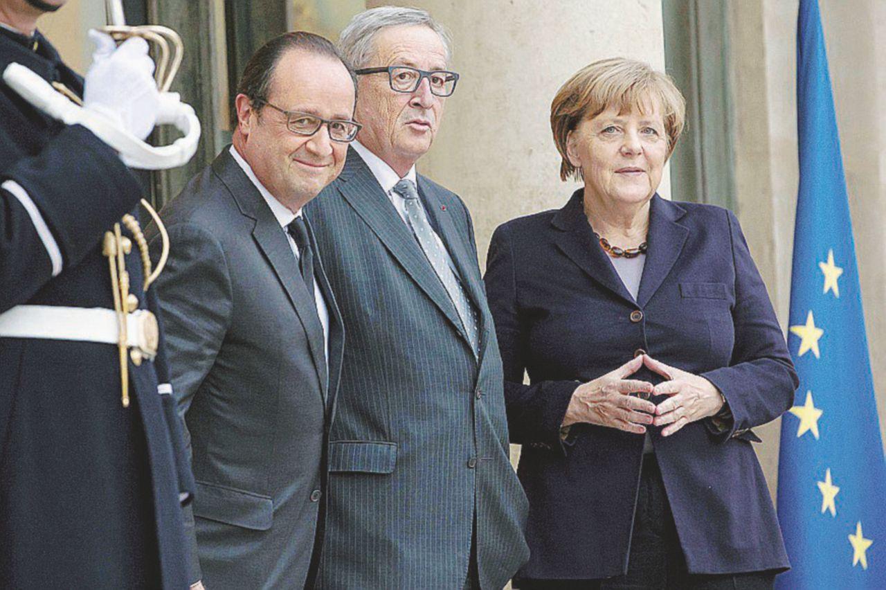 Il vertice senza Matteo: l'Italia non ha peso in Ue