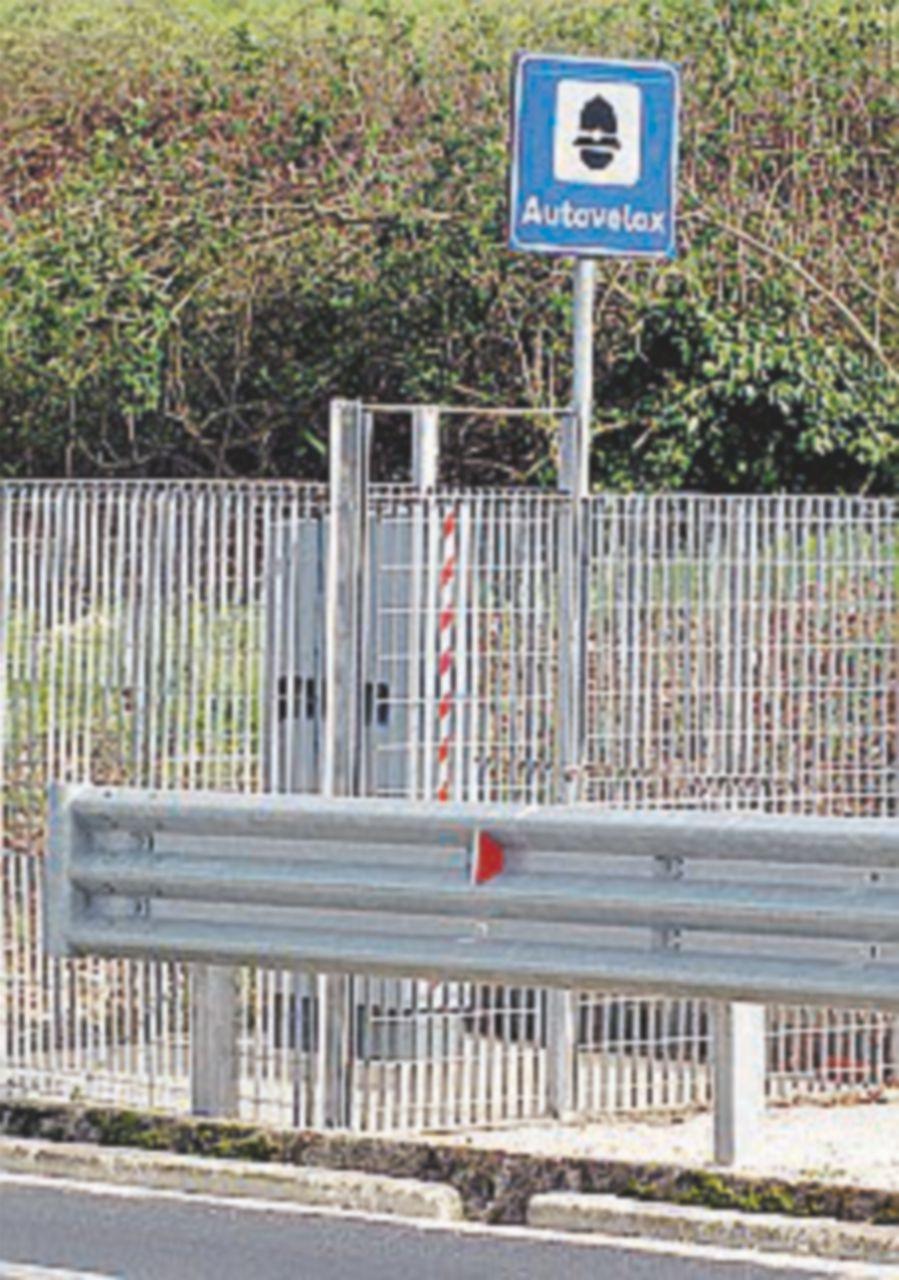 Savona, l'autovelox  per fare cassa: salassi fino a 300 mila euro