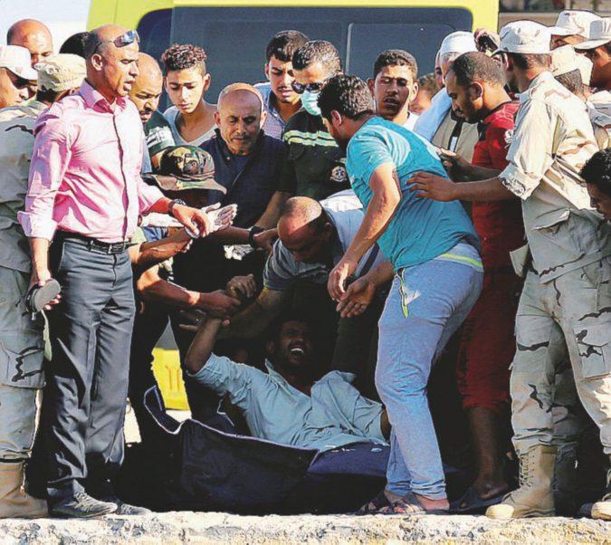 162 annegati, avevano pagato i trafficanti 6.000 euro a famiglia