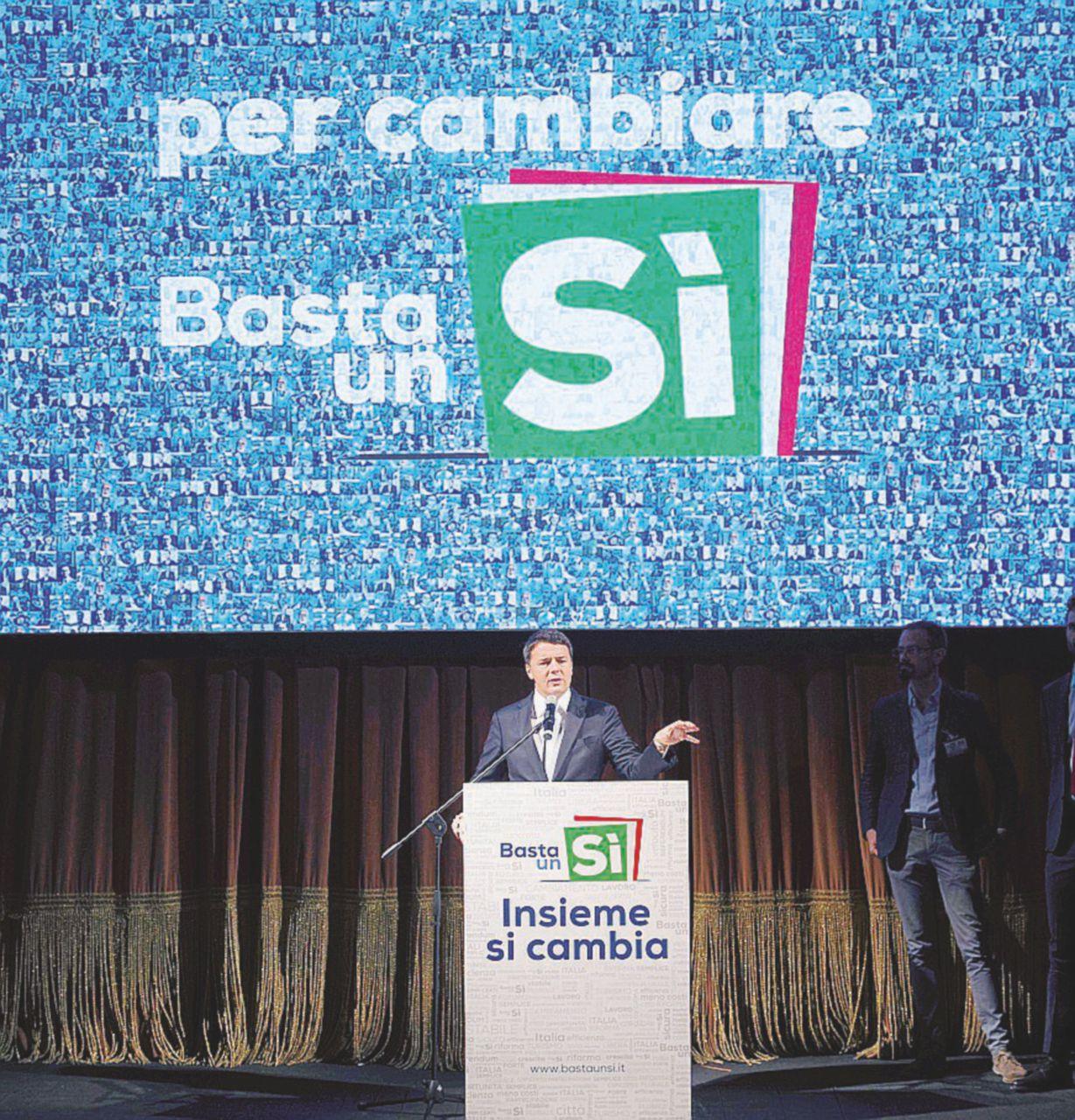 D'Alema, Raggi, l'Europa… Renzi vede nemici ovunque