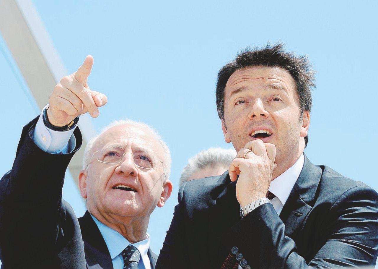 Cantone boccia l'impianto rifiuti del Re De Luca