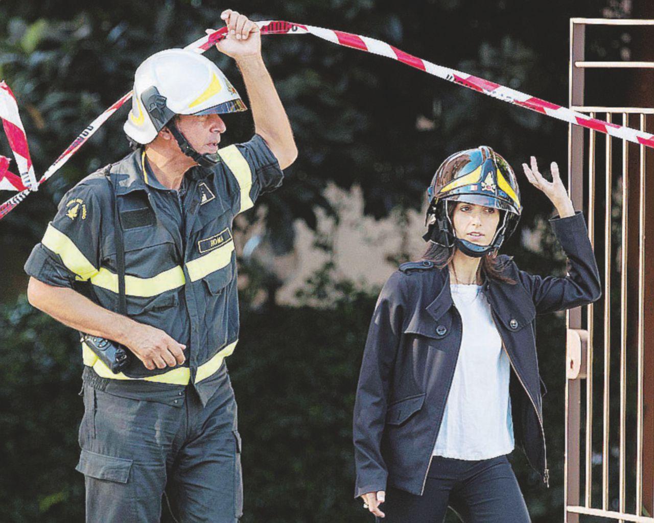 A Roma 120 sfollati per un crollo, una quarantina restano senza casa