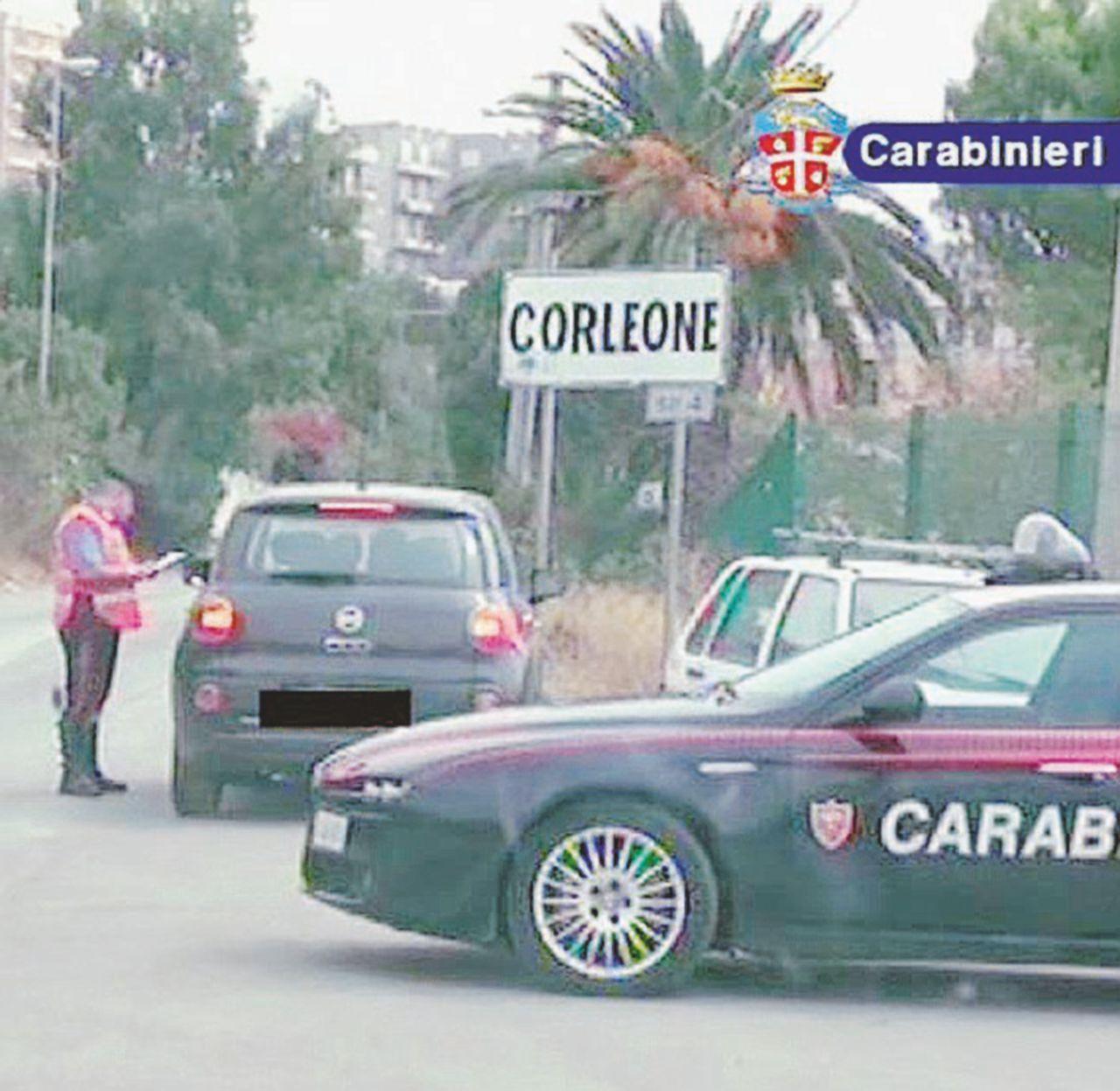 Il nipote di Binnu capo di Corleone: finisce in carcere