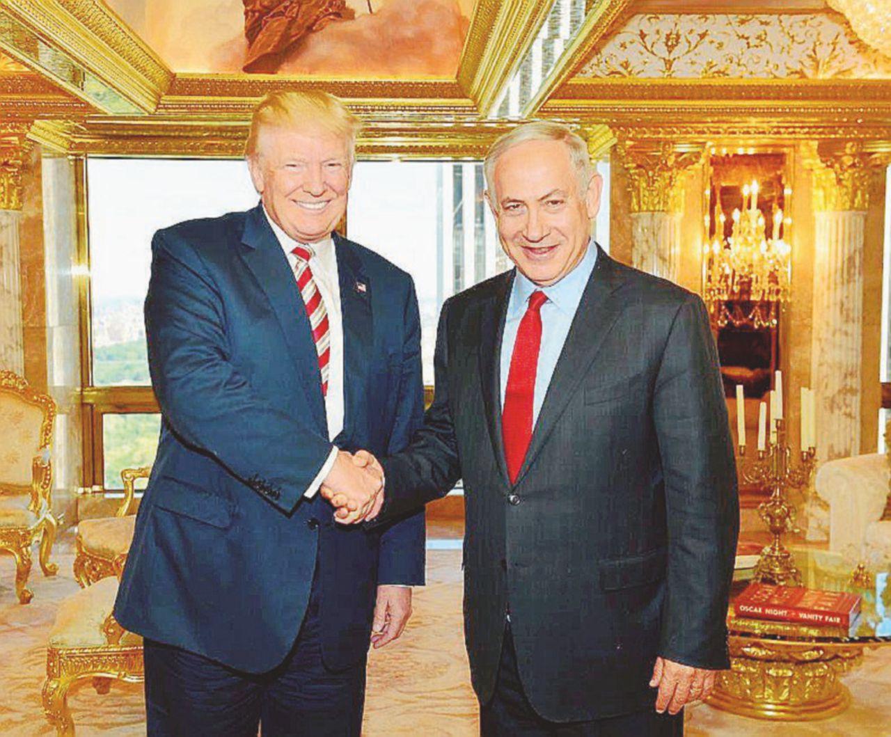 """Il """"tycoon colono"""" che ha un debito con gli ebrei conservatori a stelle e strisce"""