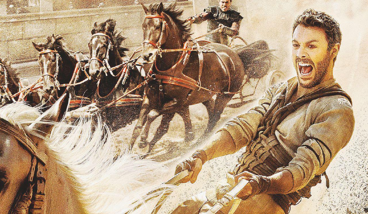 Ben Hur, il remake: l'epica si è ridotta all'ippica (digitale)