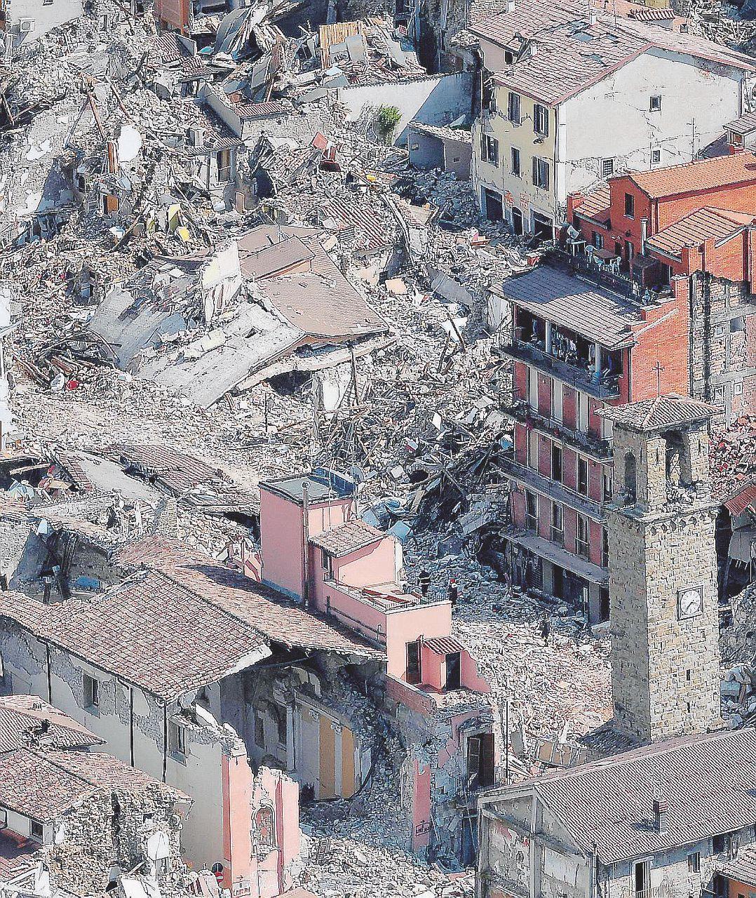 Terremoto, incostituzionali le leggi di Lazio e Marche