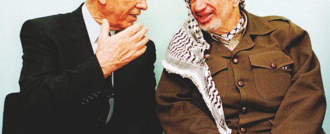 Peres, la colomba cinica Nobel della pace impossibile