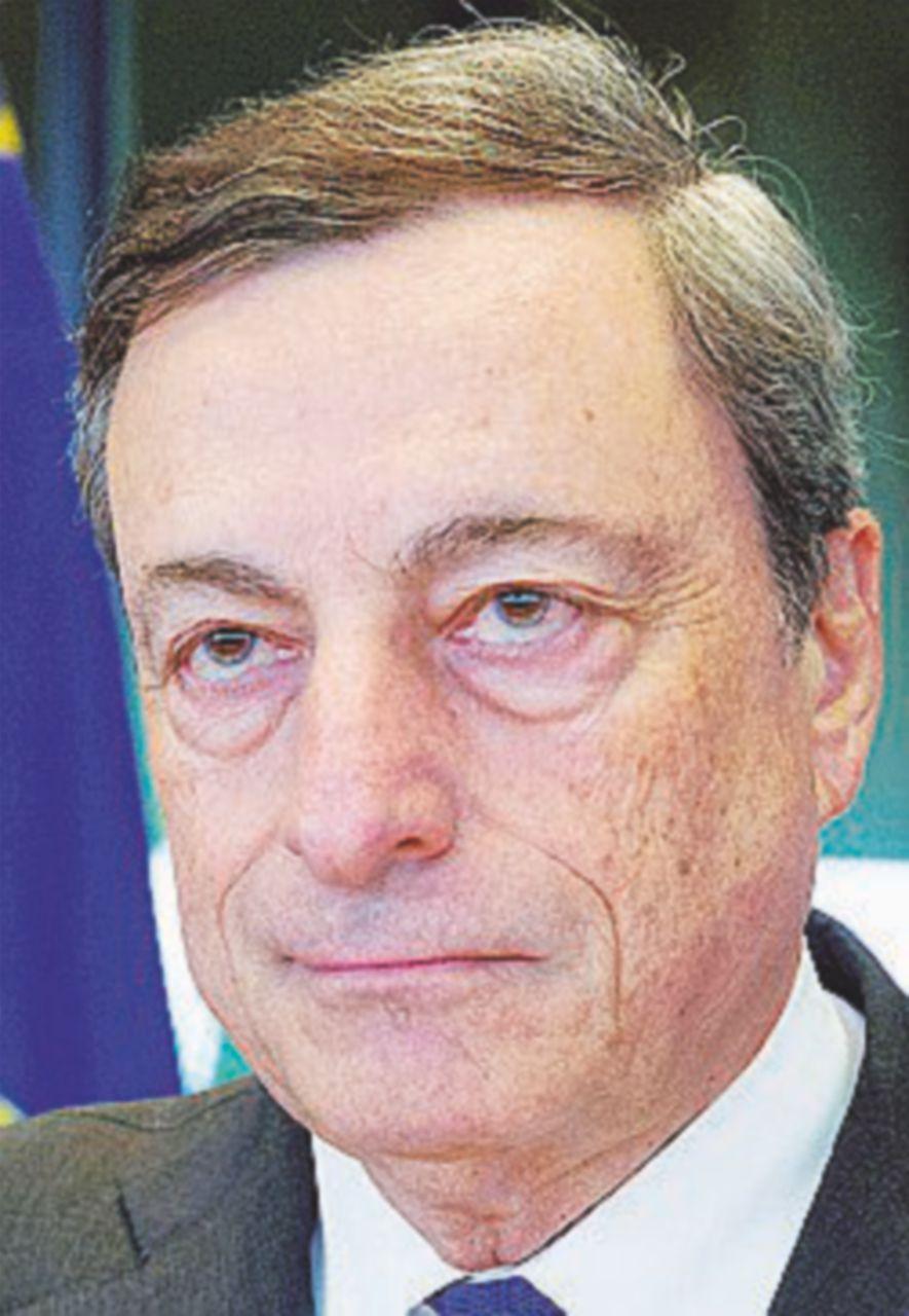Draghi: Berlino nel 2015 ha risparmiato 28 miliardi col Quantitative easing