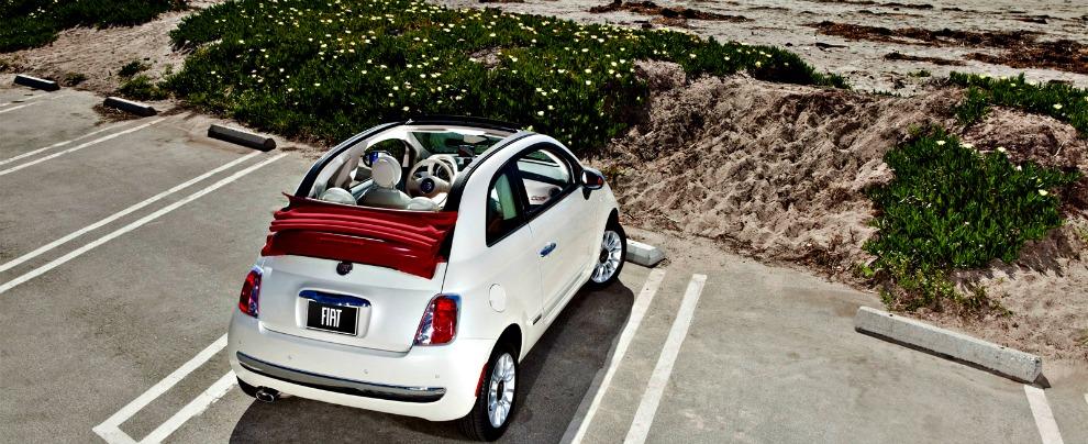 Fiat 500, schermaglie sui social con Renault Twingo e Mini – FOTO