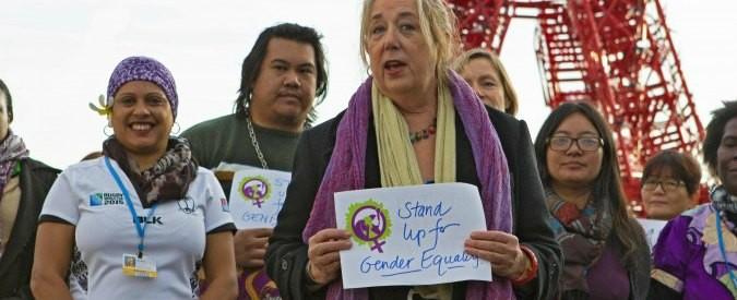 Giustizia climatica, cos'è e cosa rappresenta per i diritti delle le donne