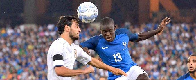"""Calcio, in Italia-Francia ha debuttato la moviola in campo. Fifa: """"Ottimo esordio"""""""