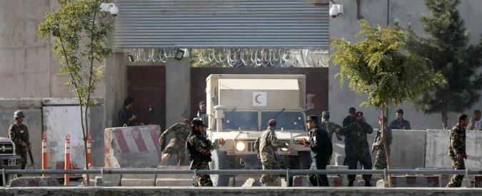 Kabul, duplice attacco kamikaze dei talebani: 24 vittime e 91 feriti