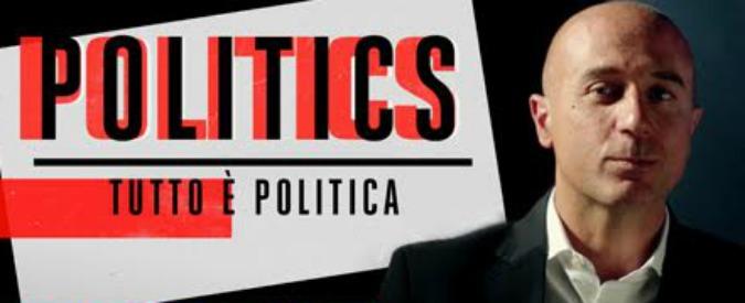 Ascolti tv, Politics come In Onda: ma i giovani premiano il nuovo talk sostenuto dal meccanismo del quiz a cronometro