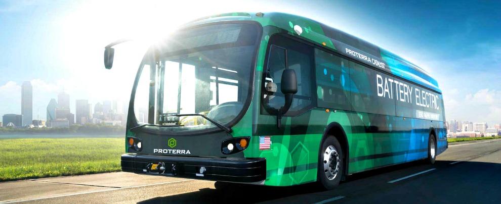 Mobilità sostenibile, dagli Usa arriva il bus elettrico con oltre 500 km di autonomia – FOTO