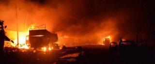 """Siria, Onu: """"Convoglio di aiuti umanitari bombardato ad Aleppo"""". Ong: """"12 morti"""""""