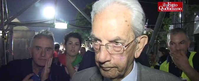 """Referendum, Smuraglia dopo il caso della tessera Anpi non rinnovata a Puppato: """"Tempesta in un bicchier d'acqua"""""""