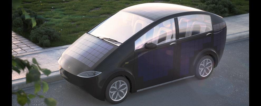Sono Motors Sion, la prima citycar a energia solare del mondo viene dalla Germania – FOTO