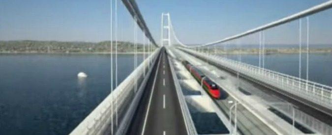 Il Ponte sullo Stretto scompare dal Def ma non dai desideri di Ferrovie