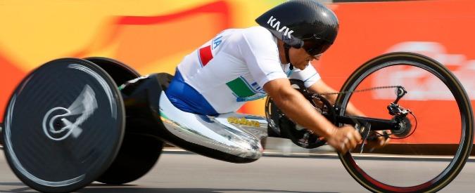 """Paralimpiadi Rio 2016, Zanardi conquista il terzo oro per l'Italia. """"L'ambizione non basta, per vincere occorre passione"""""""
