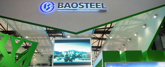 Acciaio, fusione tra due colossi cinesi. Nasce China Baowu Steel Group, secondo produttore al mondo