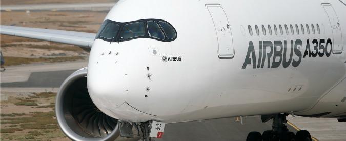 """Sussidi illegali, Wto: """"Ad Airbus 22 miliardi di dollari i finanziamenti da Paesi europei. Danno a Boeing"""""""