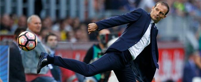 Inter-Juve 2-1: la partita che fa bene al campionato. E soprattutto ad Allegri, sconfitto dalla presunzione del campione