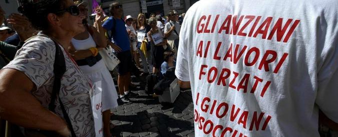 """Ocse: """"Italia prima per spesa pensionistica, vale il 16% del pil. E il tasso di giovani Neet è più alto solo in Turchia"""""""